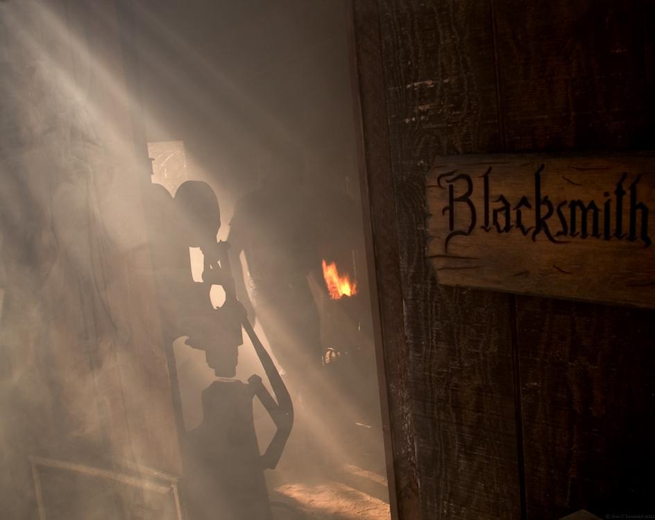 The Blacksmith Shop – Mancos, Colorado