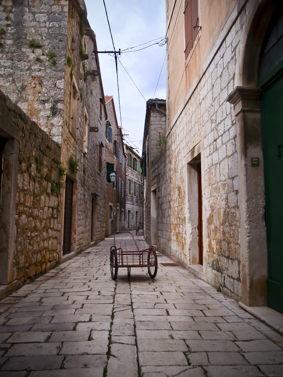 Cart, Hvar, Croatia