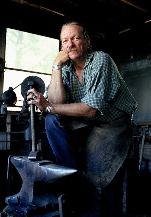 The Blacksmith Joe DeLaRonde – Mancos, Colorado