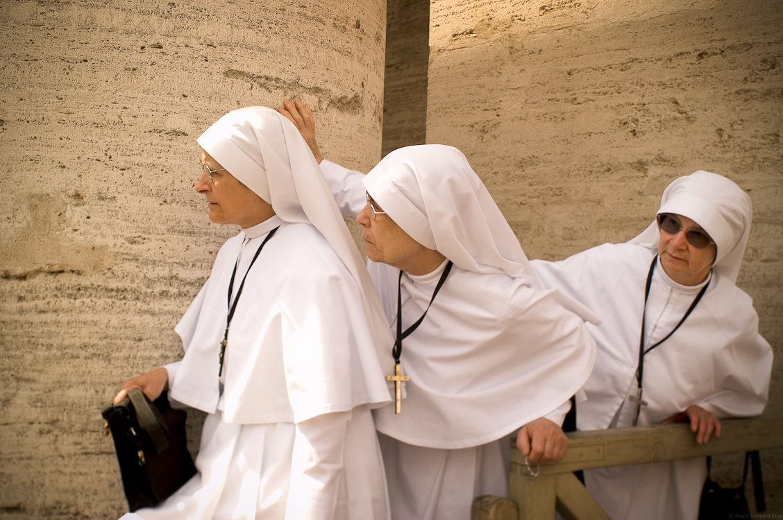 Nuns – Vatican City