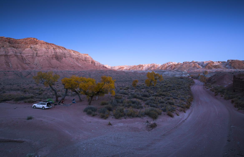 Goblin Camp, San Rafael Swell, Utah