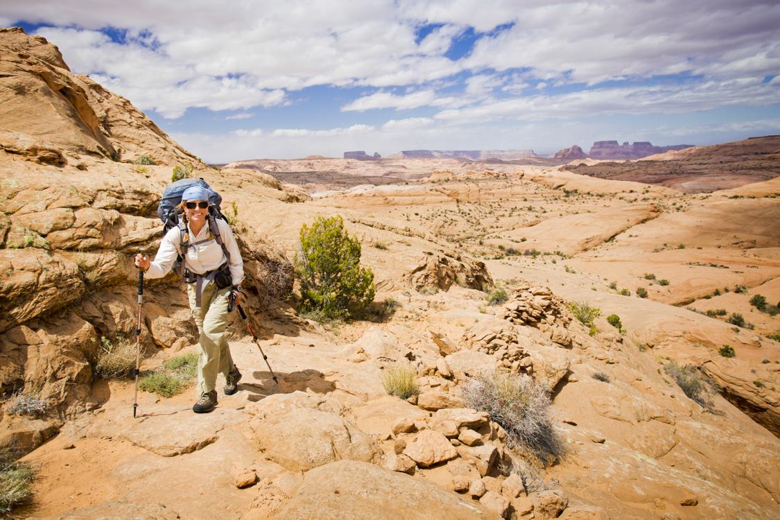 Julie, Navajo Indian Reservation, Utah