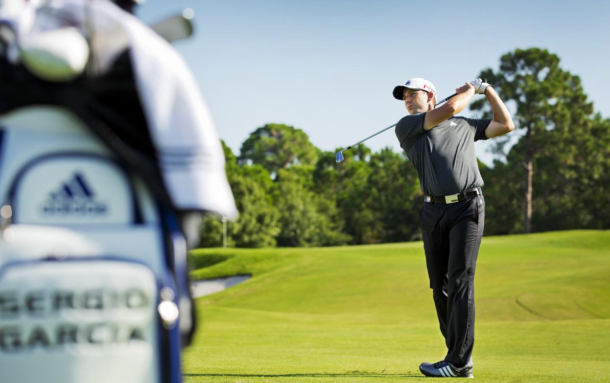Sergio Garcia – Adidas/Taylormade Golf